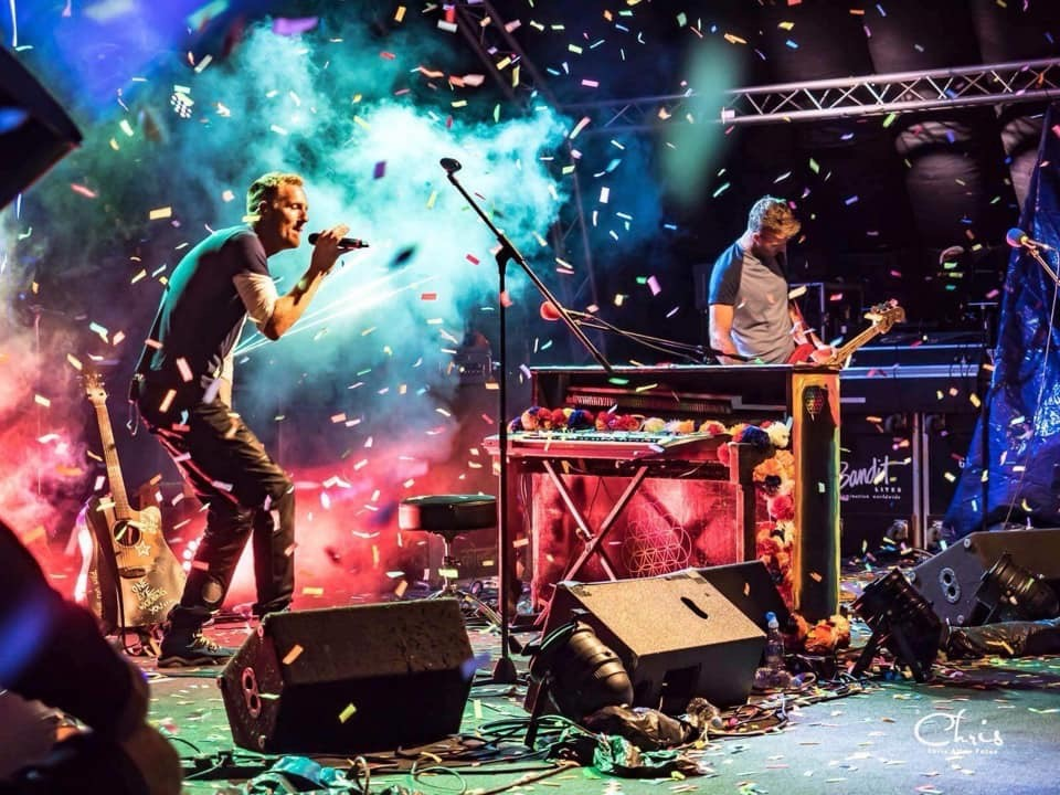 Coldplace The Worlds Leading Tribute to Coldplay on Feb 21, 20:00@Villa Marina Royal Hall, Douglas, Isle of Man - Buy tickets and Get information on RS PROMOTIONS
