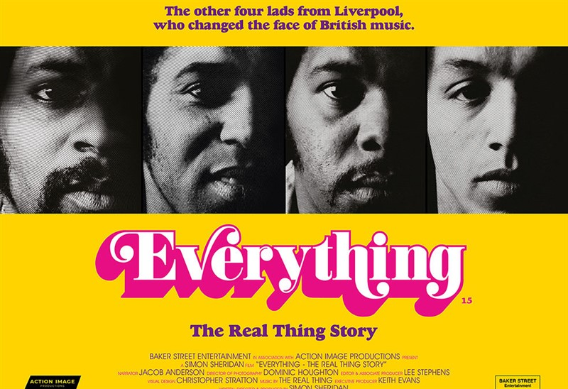 Get Information and buy tickets to IOM PREMIERE SCREENING OF EVERYTHING: THE REAL THING STORY  on RLtickets