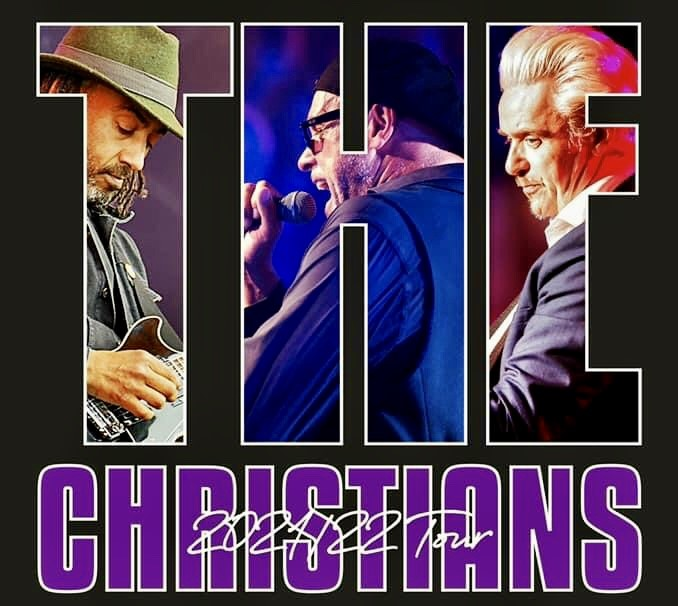 THE CHRISTIANS Live! at 1886 in Douglas, Isle of Man on 10th Nov 2021