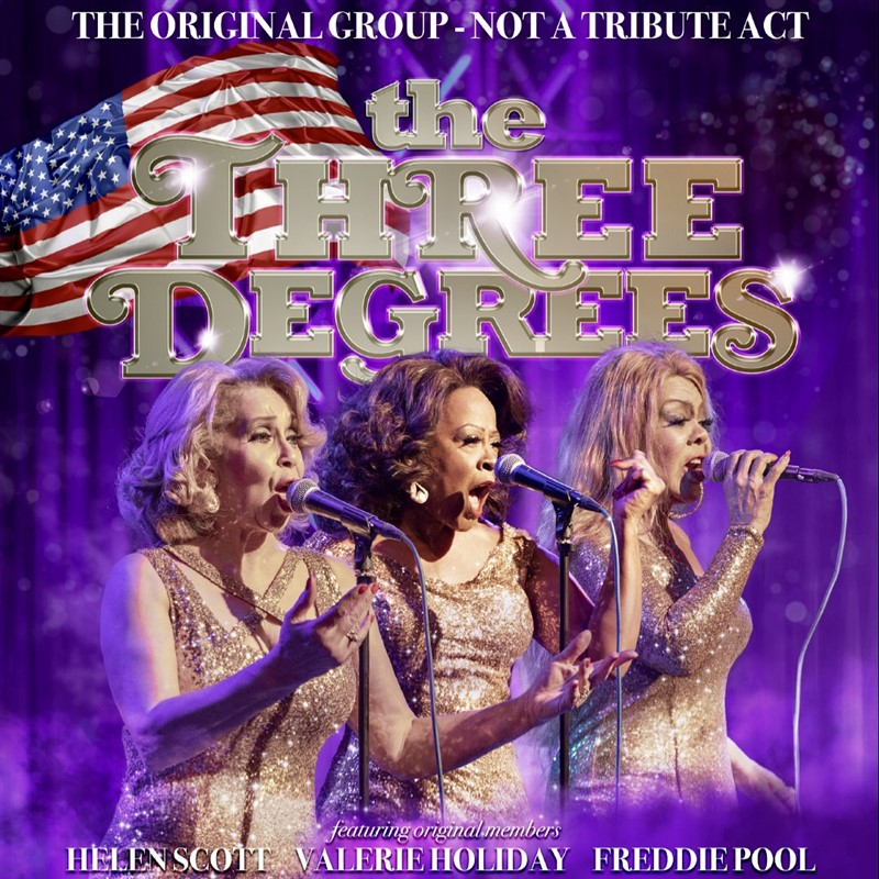 Get Information and buy tickets to THE THREE DEGREES Live! at Riva Showbar, Preston - Direct from the USA plus Support TBA  & Aftershow Disco on RS PROMOTIONS