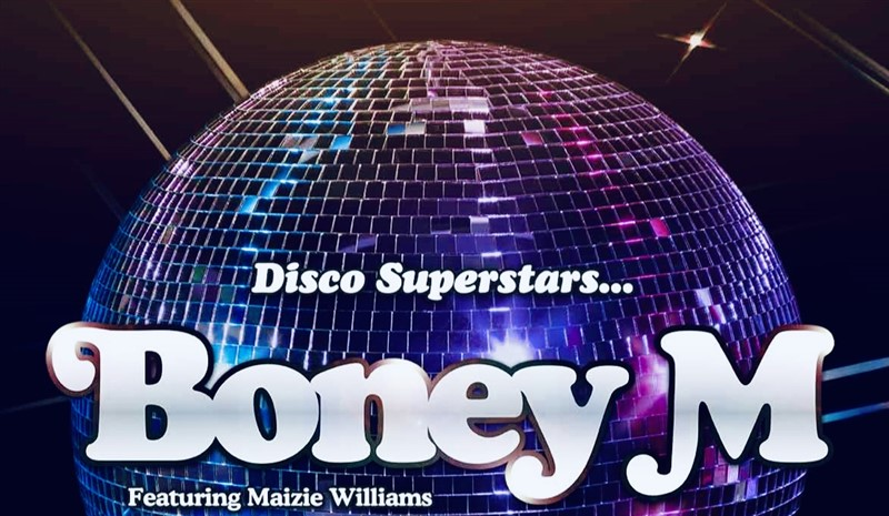 Get Information and buy tickets to BONEY M. Plus Support By A-Kay + Aftershow Disco at Riva Showbar Preston At Riva Showbar, Preston, Lancs on RS PROMOTIONS
