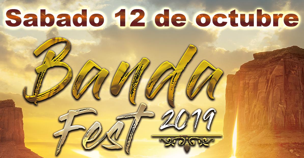 Banda Fest 2019 | Sabado 12 De Octubre Richmond Memorial Auditorium on Oct 12, 18:30@RICHMOND MEMORIAL AUDITORIUM - Buy tickets and Get information on otaezyfarallonpresentan otaezyfarallonpresentan