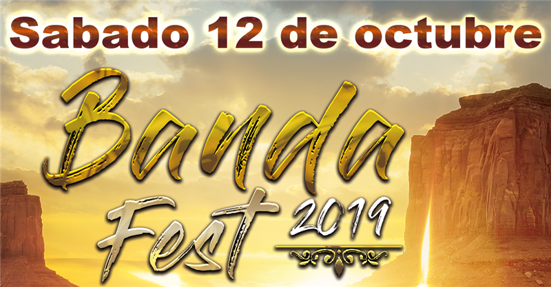 Get Information and buy tickets to Banda Fest 2019 | Sabado 12 De Octubre Richmond Memorial Auditorium on T45