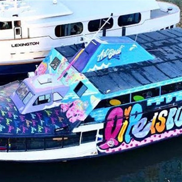 Art boat NYC Yacht Party Cruise at Skyport Marina 2019 Art boat NYC Yacht Party Cruise at Skyport Marina 2019 on Jun 07, 23:45@Skyport Marina - Buy tickets and Get information on GametightNY