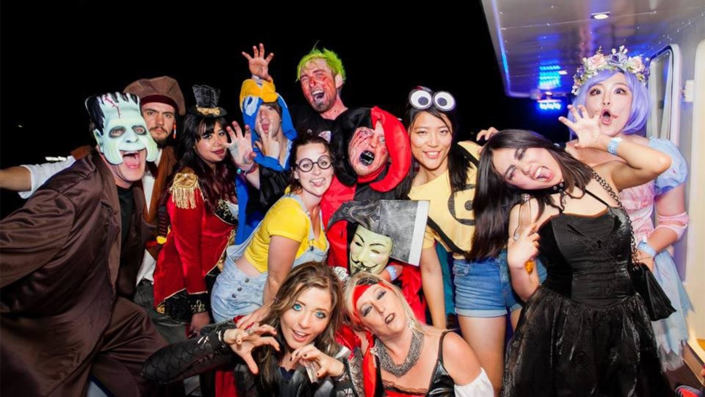 NYC Halloween Night Yacht Party Cruise at Skyport Marina NYC Halloween Night Yacht Party Cruise at Skyport Marina on Oct 31, 19:00@Skyport Marina - Buy tickets and Get information on GametightNY