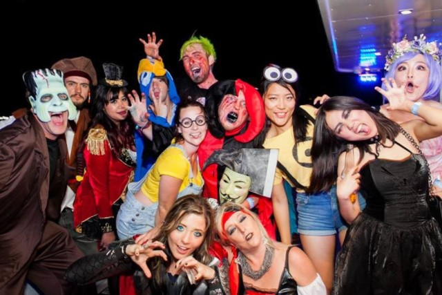 NYC Halloween Night Yacht Party Cruise at Skyport Marina NYC Halloween Night Yacht Party Cruise at Skyport Marina on Oct 31, 18:45@Skyport Marina - Buy tickets and Get information on GametightNY