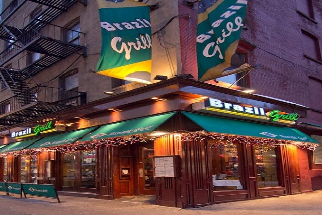 Brazil Grill NYC Thanksgiving Eve party 2019 only $15 Brazil Grill NYC Thanksgiving Eve party 2019 only $15 on Nov 27, 17:00@Brazil Grill - Buy tickets and Get information on GametightNY