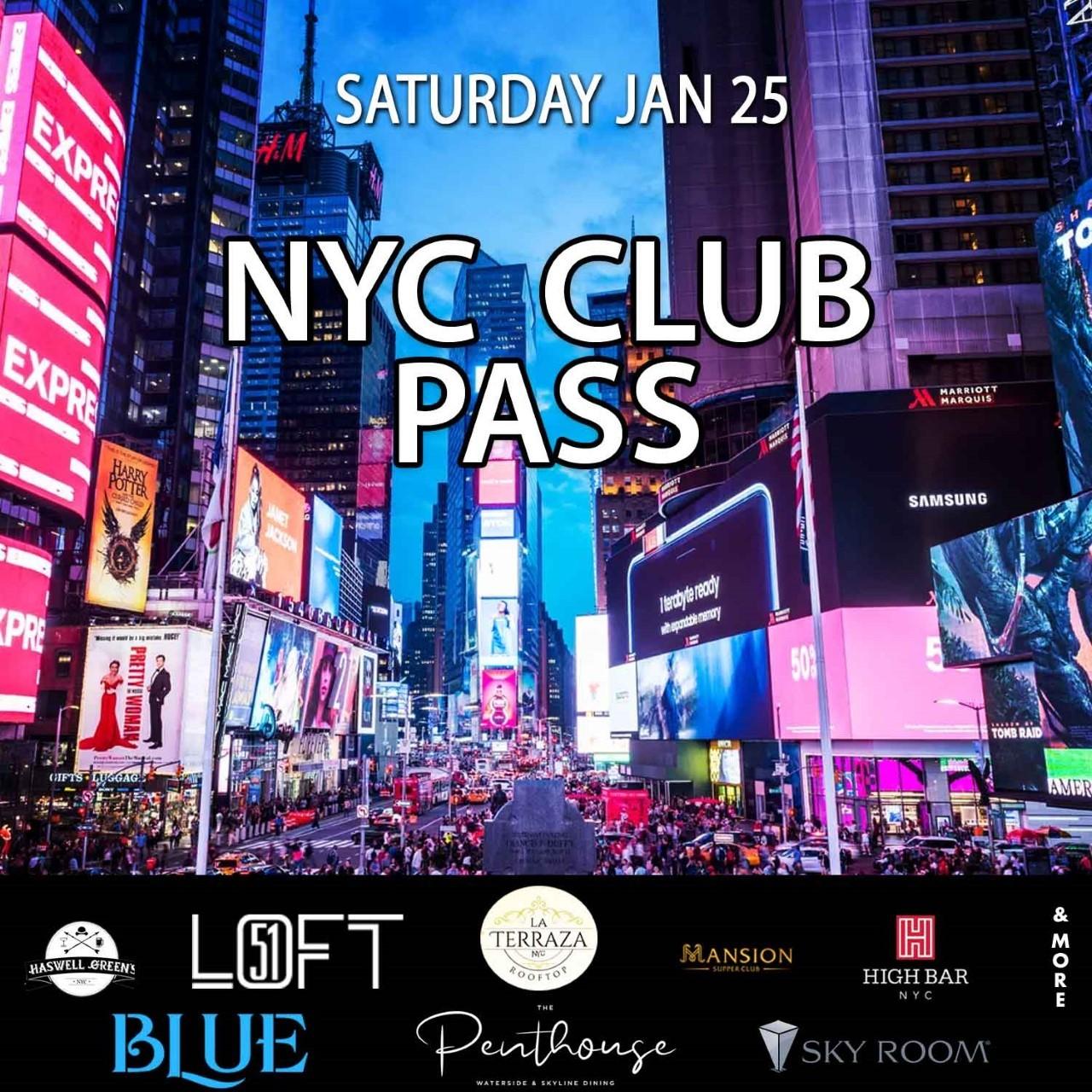 NYC Club Hop Pub Crawl 2020 only $15 NYC Club Hop Pub Crawl 2020 only $15 on Jan 25, 20:00@Loft 51 NYC - Buy tickets and Get information on GametightNY
