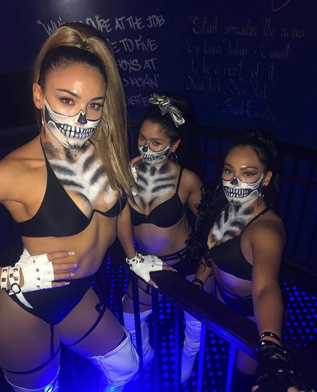 Harbor NYC Halloween Thursday night Party 2021  on Oct 28, 22:00@Harbor NYC - Buy tickets and Get information on GametightNY