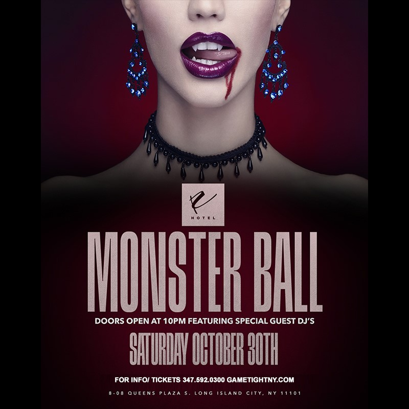 Ravel Penthouse 808 Halloween Party 2021  on Oct 30, 22:00@Ravel Hotel - Buy tickets and Get information on GametightNY
