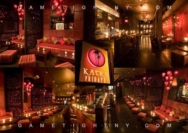 Katra Lounge NYC Hip Hop vs Reggae® Remix Fridays  on Nov 05, 17:00@Katra Lounge - Buy tickets and Get information on GametightNY