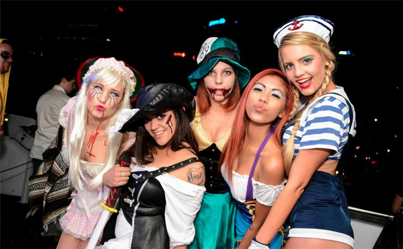Get Information and buy tickets to NYC Halloween Party Cruise at Skyport Marina Cabana Yacht NYC Halloween Party Cruise at Skyport Marina Cabana Yacht on GametightNY