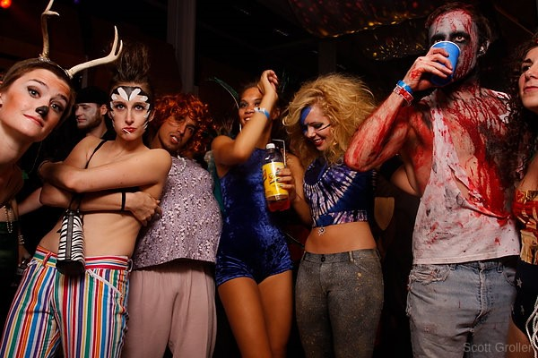 Get Information and buy tickets to Skyroom NYC Halloween party 2019 only $15 Skyroom NYC Halloween party 2019 only $15 on GametightNY
