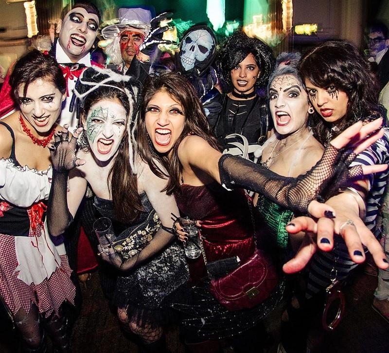 Get Information and buy tickets to Sombrero NYC Halloween party 2019 Sombrero NYC Halloween party 2019 on GametightNY