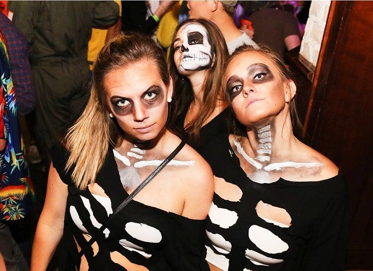 Get Information and buy tickets to The Williamsburg Hotel Halloween party 2019 The Williamsburg Hotel Halloween party 2019 on GametightNY