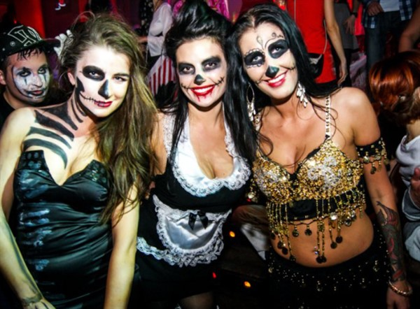 Get Information and buy tickets to Highbar NYC Times Square Friday Halloween Party 2019 Highbar NYC Times Square Friday Halloween Party 2019 on GametightNY