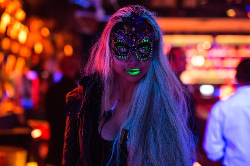 Get Information and buy tickets to Stereo Garden NY Halloween Party 2019 (18 to party) Stereo Garden NY Halloween Party 2019 (18 to party) on GametightNY