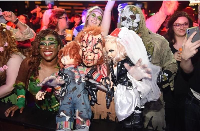 Get Information and buy tickets to Break Bar NYC Halloween party 2019 Break Bar NYC Halloween party 2019 on GametightNY