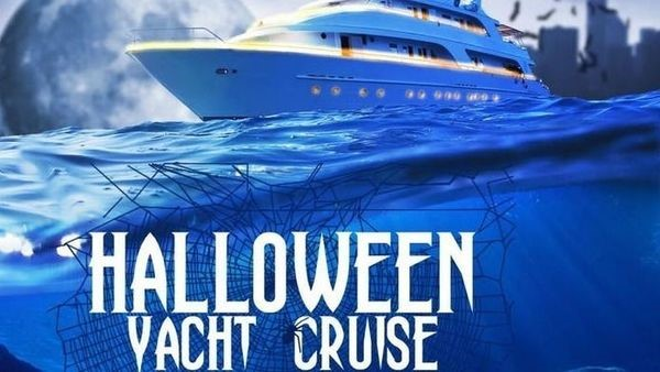 Get Information and buy tickets to NYC Halloween Evening Saturday Cruise at Skyport Marina  on Olympus Rap Battle League LLC