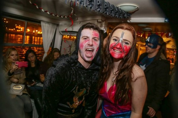 Get Information and buy tickets to Manhattan Afterwork Halloween Yacht Party at Skyport Marina Manhattan Afterwork Halloween Yacht Party at Skyport Marina on GametightNY