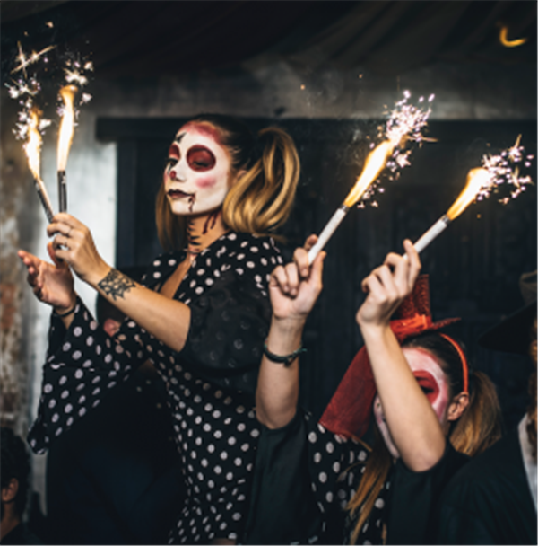 Get Information and buy tickets to Hudson Station NYC 40s & Over Halloween Party 2019 Hudson Station NYC 40s & Over Halloween Party 2019 on GametightNY