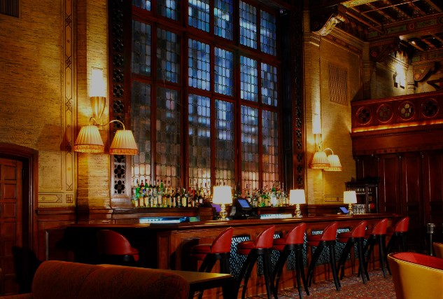 Get Information and buy tickets to The World Bar NYC 50s & Over New Year
