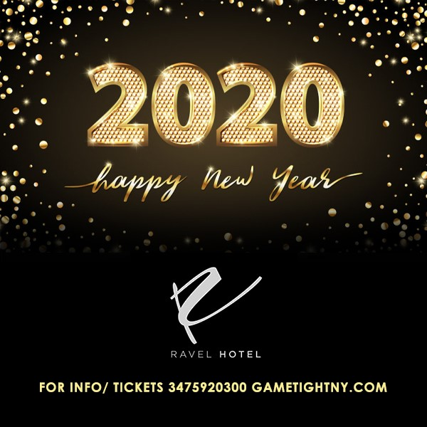Get Information and buy tickets to Ravel Penthouse 808 New Years Eve NYE 2020 Ravel Penthouse 808 New Years Eve NYE 2020 on GametightNY