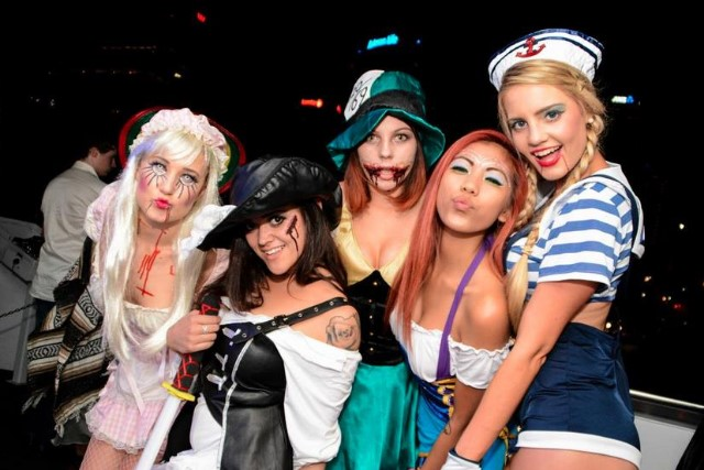 Get Information and buy tickets to NYC Halloween House Midnight Yacht Party Cruise at Skyport Marina Jewel Yacht NYC Halloween House Midnight Yacht Party Cruise at Skyport Marina Jewel Yacht on GametightNY