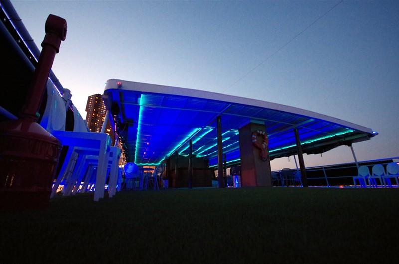 Get Information and buy tickets to NYC Reggaeton vs Hip Hop Midnight Cruise Skyport Marina Cabana Yacht  on GametightNY