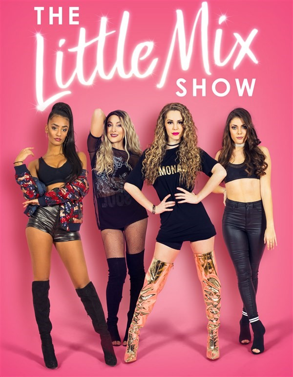 Get Information and buy tickets to Black Magic - The Little Mix Show  on Sutton Coldfield Town Hall
