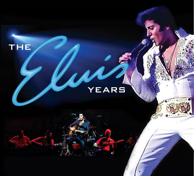Get Information and buy tickets to The Elvis Years with Mario Kombou - original West End lead in Jailhouse Rock on Sutton Coldfield Town Hall
