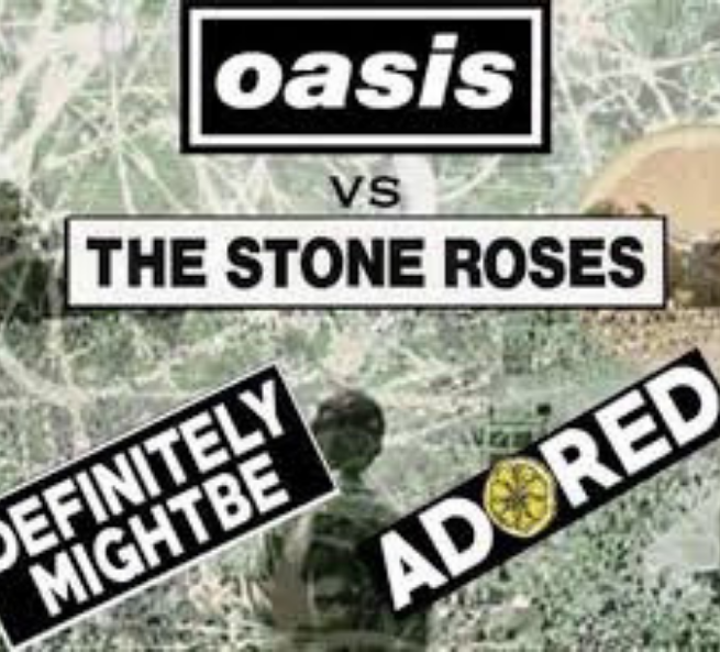Get Information and buy tickets to Definitely Mightbe / Adored Oasis & Stone Roses Tribute on Sutton Coldfield Town Hall