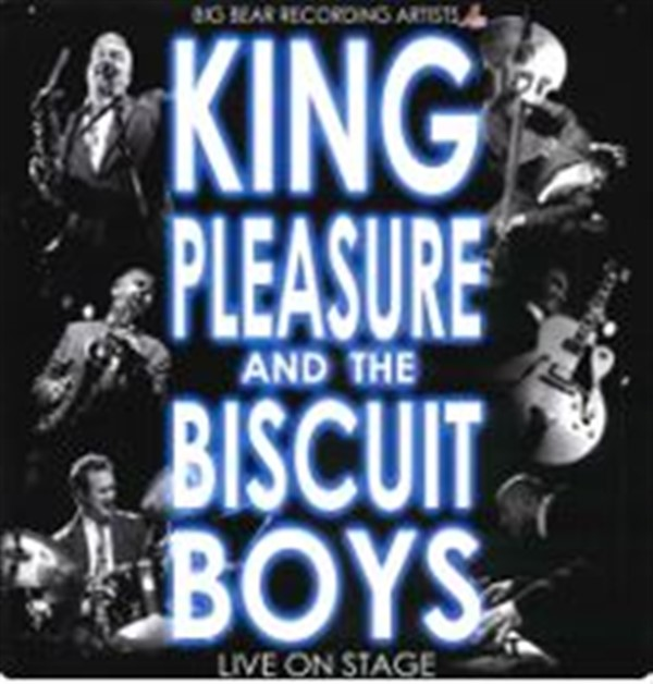 Get Information and buy tickets to King Pleasure and the Biscuit Boys  on Sutton Coldfield Town Hall
