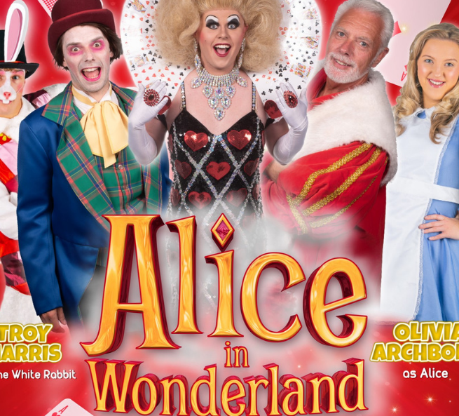 Get Information and buy tickets to Alice in Wonderland  on Sutton Coldfield Town Hall