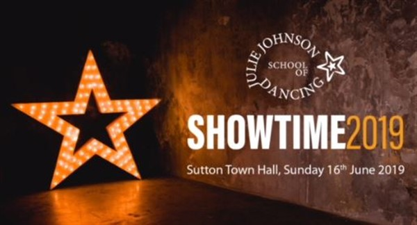 Get Information and buy tickets to Showtime 2019 Julie Johnson School of Dancing on Sutton Coldfield Town Hall
