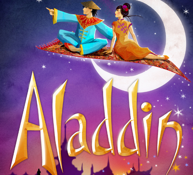 Get Information and buy tickets to ALADDIN at Sutton Coldfield Town Hall on Sutton Coldfield Town Hall