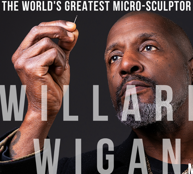 Get Information and buy tickets to Willard Wigan Exhibition Launch Night  on Sutton Coldfield Town Hall