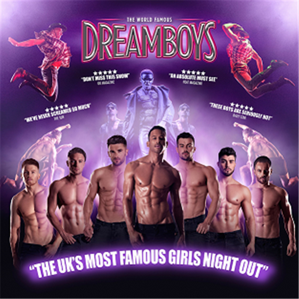 Get Information and buy tickets to The Dreamboys  on Sutton Coldfield Town Hall
