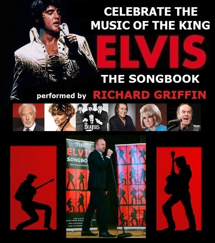 Get Information and buy tickets to The Elvis Songbook  on Sutton Coldfield Town Hall