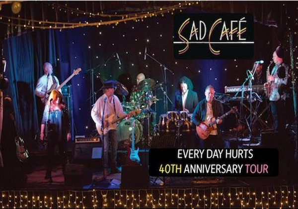 Get Information and buy tickets to Sad Cafe Every Day Hurts 40th Anniversary Tour on Sutton Coldfield Town Hall