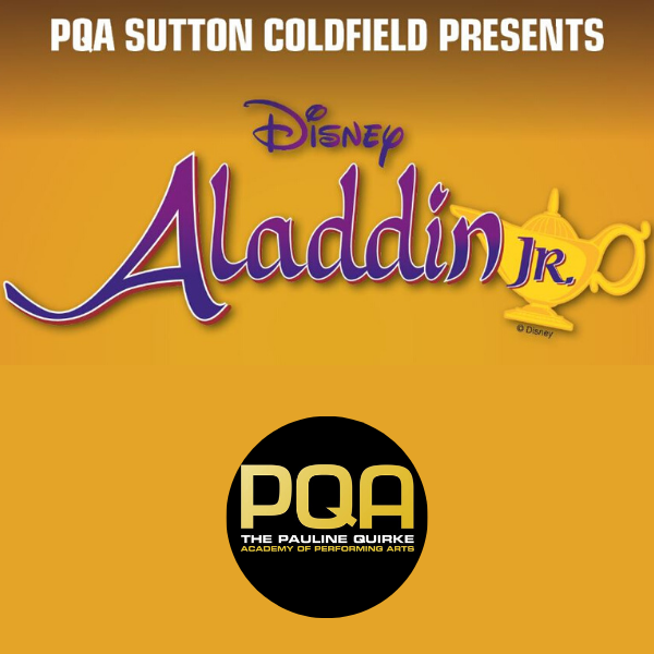 Get Information and buy tickets to Aladdin Jr Sutton Coldfield PM Academy Performance on Sutton Coldfield Town Hall