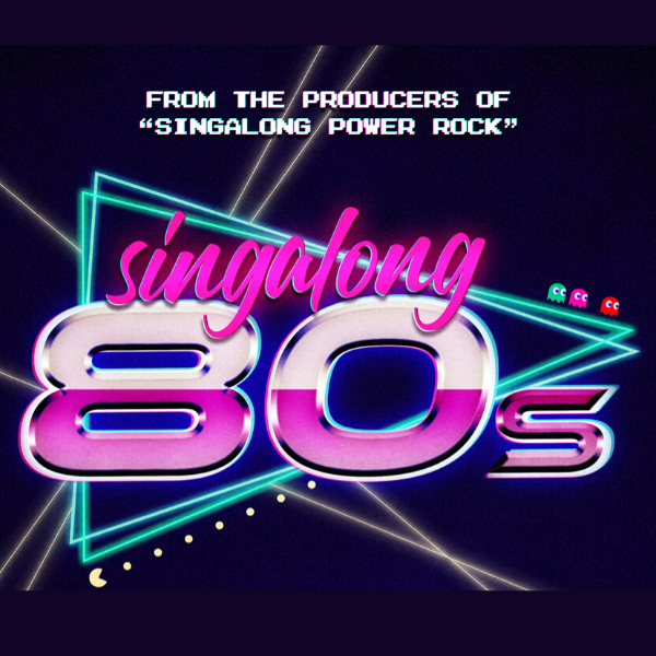 Get Information and buy tickets to SINGALONG 80s  on Sutton Coldfield Town Hall