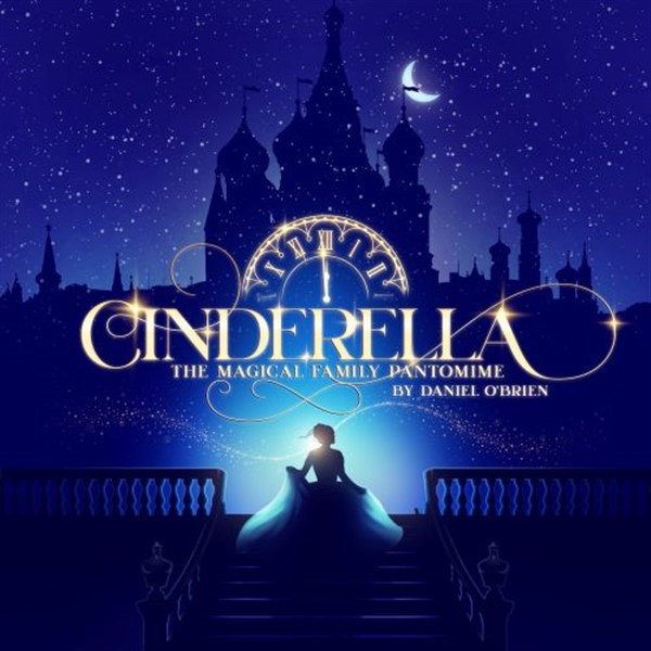 Get Information and buy tickets to CINDERELLA Town Hall Family Pantomime on Sutton Coldfield Town Hall