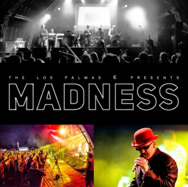 Get Information and buy tickets to The Los Palmas 6 Madness Tribute Band on Sutton Coldfield Town Hall