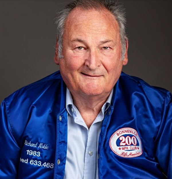 Richard Noble OBE