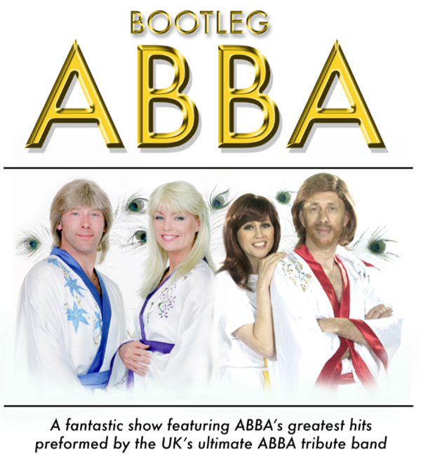 Get Information and buy tickets to BOOTLEG ABBA Live Tribute Band on Sutton Coldfield Town Hall