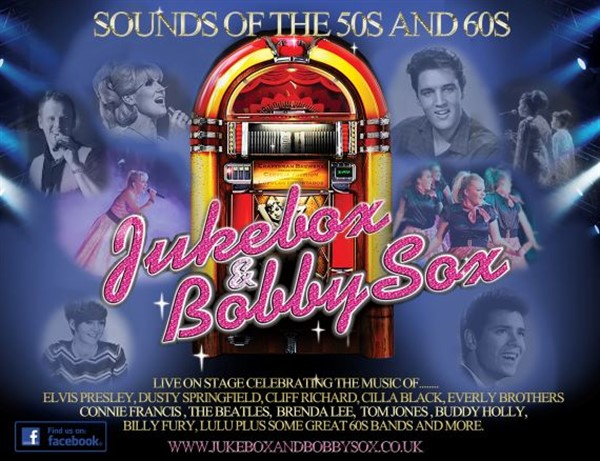 Get Information and buy tickets to Jukebox and Bobbysox  on Sutton Coldfield Town Hall