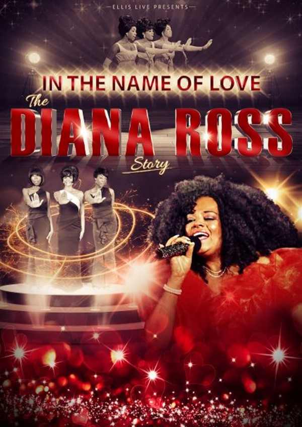 Get Information and buy tickets to The Diana Ross Story  on Sutton Coldfield Town Hall