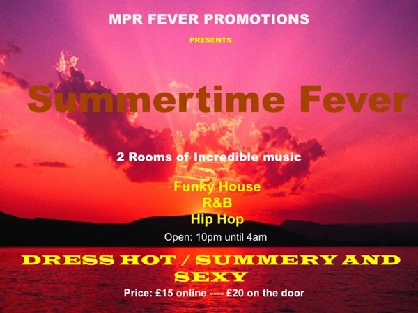 Get Information and buy tickets to Test Event  on MPRFEVER