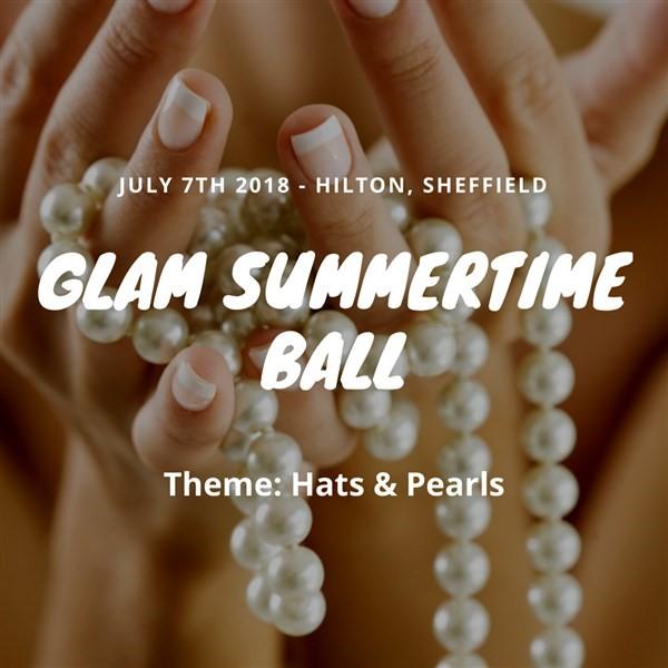 Glam Summertime Ball